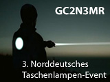 3. Norddeutsches Taschenlampen-Event