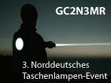 3. Norddeutsches Taschenlampen-Event