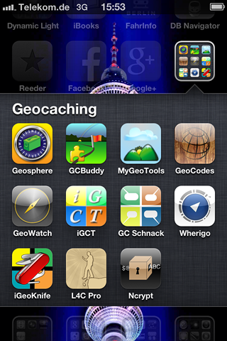 n tzliche geocaching apps f r das iphone martin in. Black Bedroom Furniture Sets. Home Design Ideas
